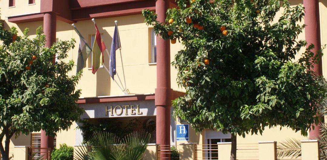 Alojamiento Ciudad Jardín Córdoba - Hotel Maximiano Herculeo